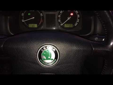 Скрип при повороте руля Škoda Octavia А4