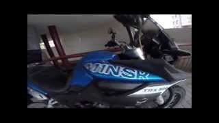 мотоцикл минск trx 300 зимует на 22 этаже