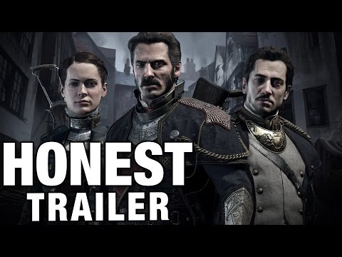 THE ORDER 1886 (Honest Game Trailers)
