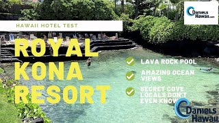 Hotels Big Island Hawaii - Hotel review Royal Kona Resort - worth the $?
