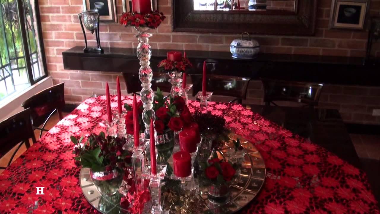 decoracion navidea interiores