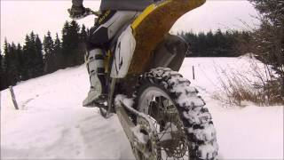 Riding In The Coldness 1 | E2TV