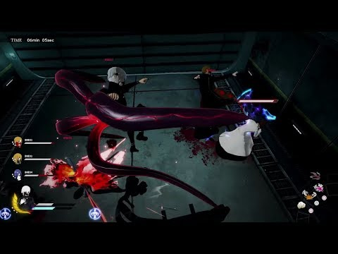 Tokyo Ghoul:re Call to Exist Game's Trailers Preview Campaign, Recollections Modes