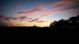 JR Alford Greenway / Sunset Timelapse / Tallahassee, FL / 9-26-15