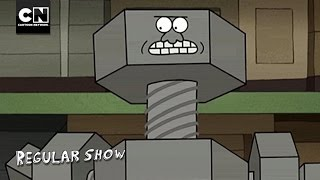The Bolt Keeper I Regular Show I Cartoon Network
