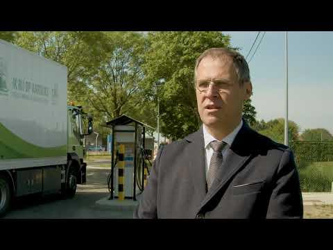 Z-Energy: Steeds meer steden en gemeenten kiezen voor wagenpark op gas