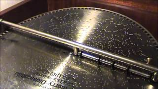 IN MY MERRY OLDSMOBILE 1905 Played On MIRA 18 1/2 Inch Concert Grand Console Music Box