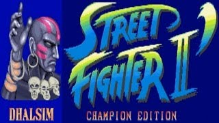 Street Fighter II - Champion Edition - Dhalsim (Arcade)