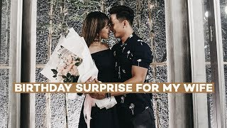 SEHARI DAPAT 7X SURPRISE !!! SUPER SWEET HUSBAND !!!