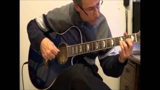 Serenade in D - Original Classical Guitar Composition - Pat Pietracupa.wmv