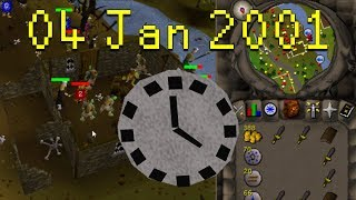 [Time Traveller] Progress 1 - Playing as if it was 04 Jan 2001