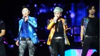 [FANCAM] BIGBANG ALIVE MALAYSIA 2012 - GD & TOP - High High (part I)