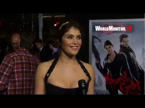 'Hansel & Gretel - Witch Hunters' premiere Arrivals Jeremy Renner, Gemma Arterton