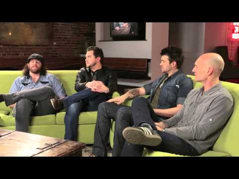 Interview: Eli Young Band - 10,000 Towns (Part 1)