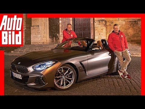 Bmw Z4 2018 Review Fahrbericht Test Youtube