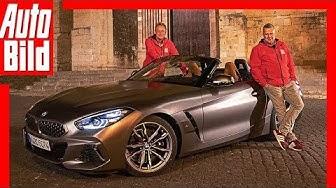 BMW Z4 (2018) Review / Fahrbericht / Test