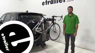 Yakima RidgeBack Hitch Bike Racks Review - 2018 Mazda CX-5