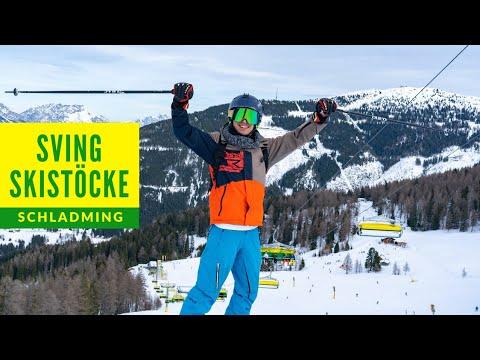 SKISTÖCKE von SVING | Skiing Schladming / Planai / Hauser Kaibling
