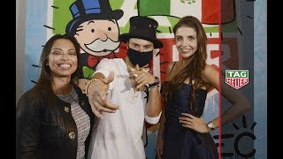 TAG Heuer | Alec Monopoly Special Edition Launch in Mexico