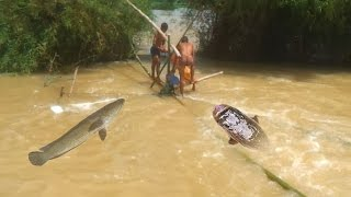Amazing fishing-Fishing in deep water-Fishing Videos Real Life-How to find Fish-big fish-small fish