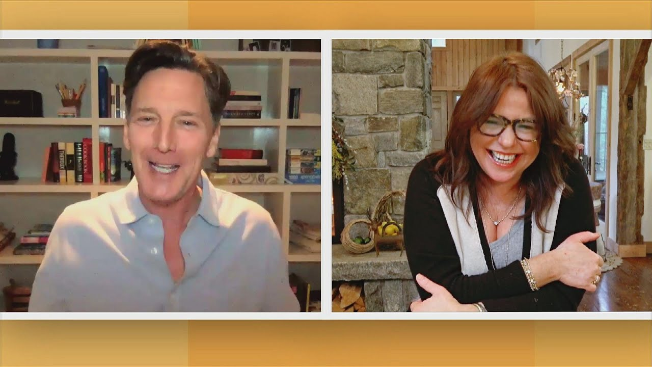 Andrew McCarthy's Son Calls Weekend At Bernie's The Stupidest Movie + Andrew Takes It As Complime…