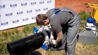 видео Сварочное оборудование для полиэтиленовых труб: выбираем станок, стыковой аппарат и установку для сварки