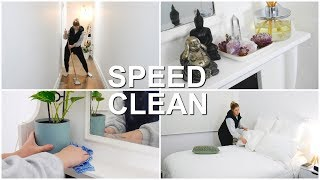 SPEED CLEAN | Extreme House Cleaning in 2 Hours!