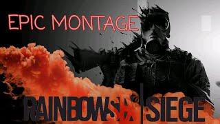 MY BEST CLIP 2K18 EVER! [Rainbow Six Siege] Ps4