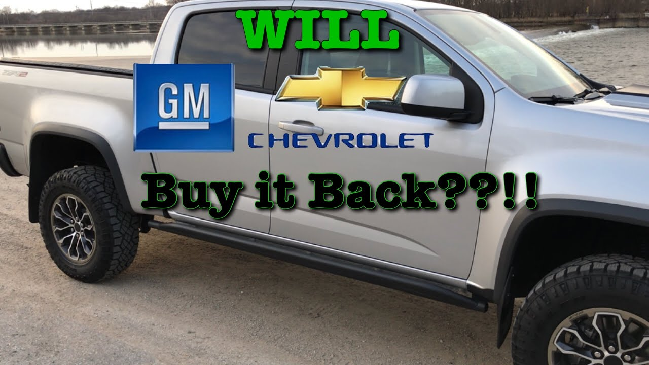 New Chevy ZR2 Problems-Will GM Buy this back?