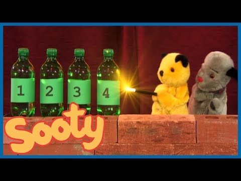 Sing-a-long To The Party Classic: Ten Green Bottles   The Sooty Show