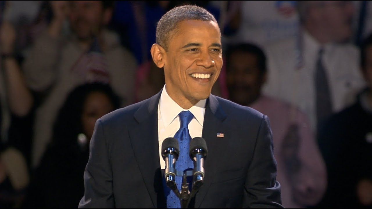 Obama 2012 victory speech download