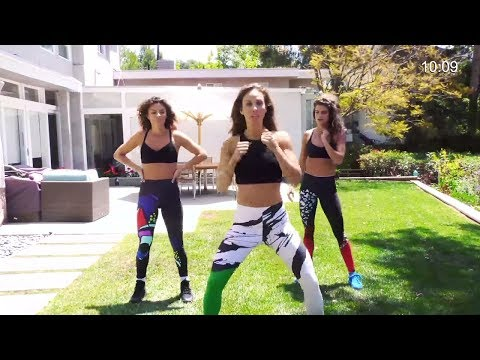 Cardio Workout for Weight Loss // Burn 200 Calories