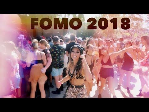 FOMO FESTIVAL 2018 VLOG   Post Malone, SZA, Zhu, Rl Grime Live