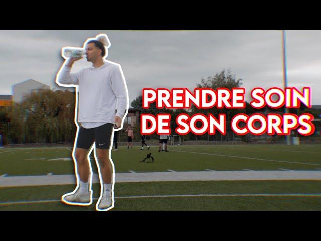 PRENDRE SOIN DE SON CORPS EN TANT QU'ATHLÈTE⎢7 / 30