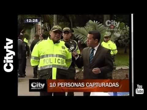 Citytv: Decomisan droga sintética en Bogotá