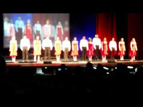 Hugoton High School Show Choir