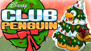 Club Penguin : CHRISTMAS HOME ~ Sqaishey