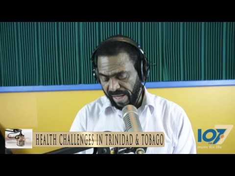 """Health Challenges in Trinidad and Tobago"" feat. Urologist Dr. Philip Ayoung-Chee"