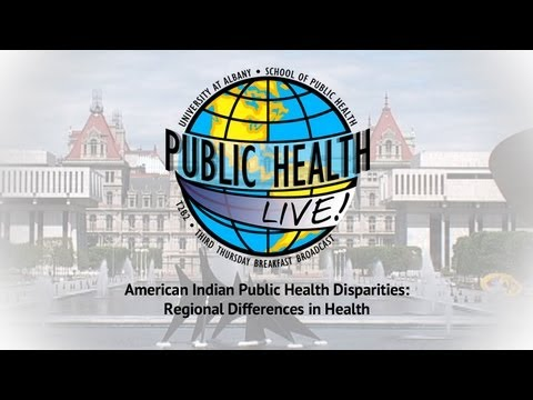 American Indian Public Health Disparities: Regional Differences in Health