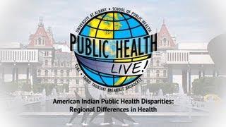 American Indian Public Health Disparities Regional Differences Health
