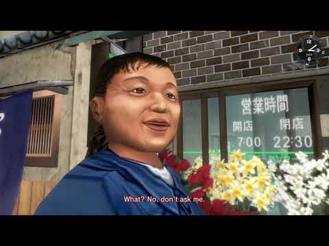 Shenmue Remastered gameplay Part 8 |