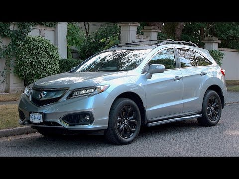 2018 Acura RDX Review--THE FINAL COUNTDOWN
