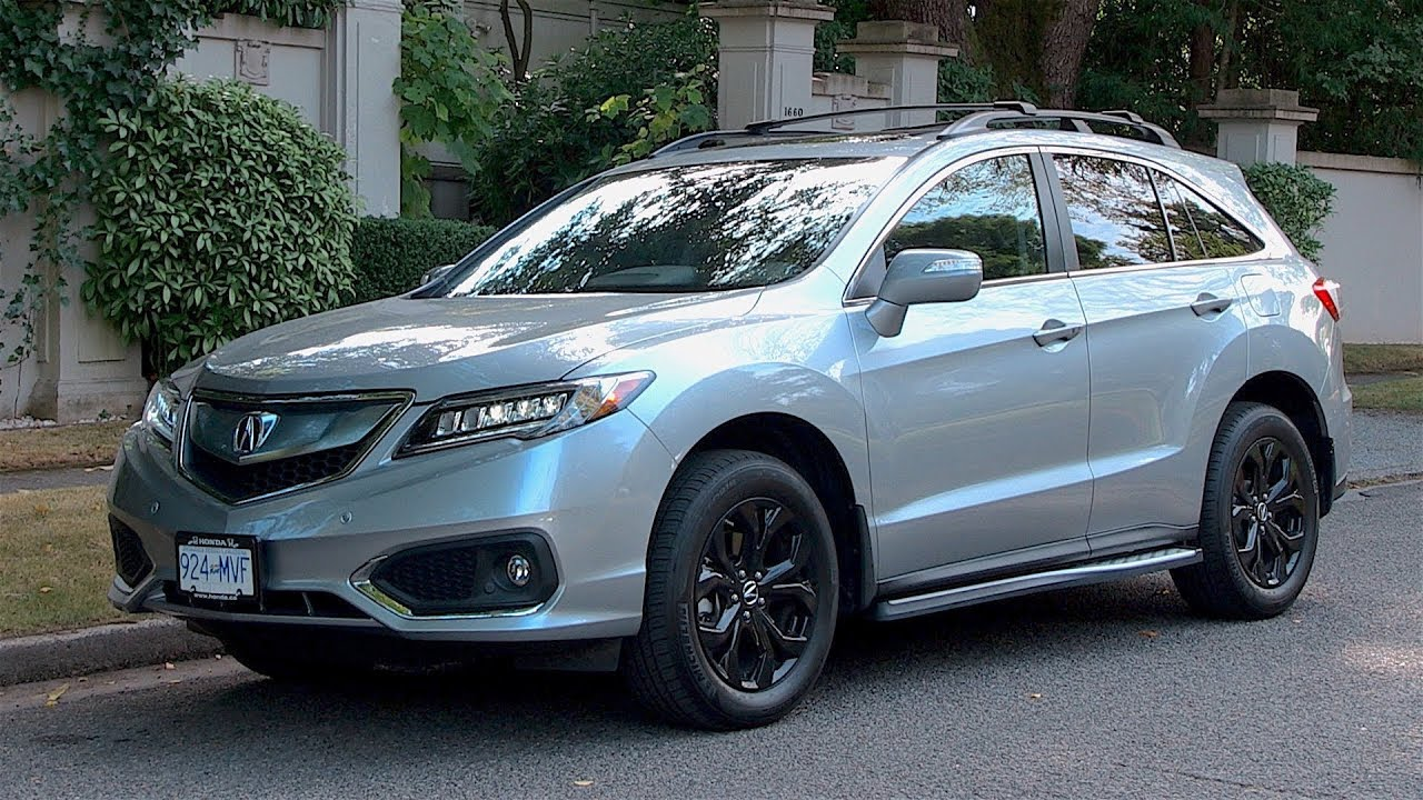 edmunds review acura rdx td ratings