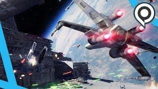 Star Wars Battlefront II : 10 minutes de gameplay !