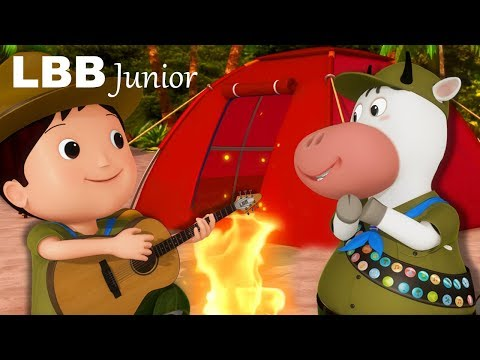 Going Camping Song | Original Kids Songs | By LBB Junior