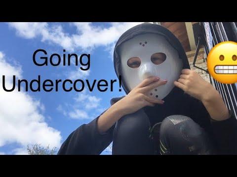 Going UNDERCOVER & Attending Secret QUADRANT MEETING!