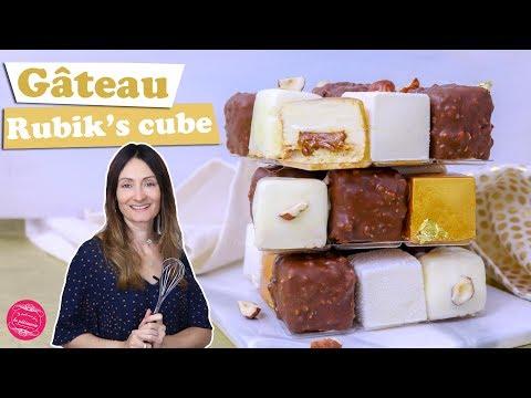 🔶-gateau-rubik's-cube-pralinÉ-citron-🔶