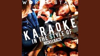 If everyone cared (karaoke version)