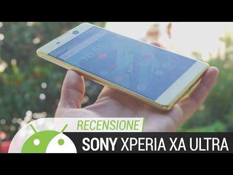Sony Xperia XA Ultra Recensione ITA Da TuttoAndroid