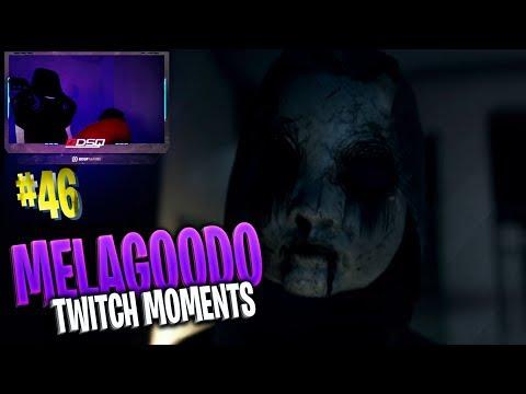 GABBO TERRORIZZATO IN LIVE   ROHN ED I PALI SU FIFA   Melagoodo Twitch Moments [ITA] #46